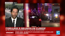 """Au moins 50 morts à Orlando : """"Acte de terrorisme"""" selon le FBI - La piste islamiste évoquée"""