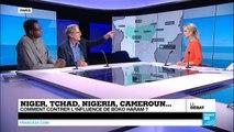 Niger, Tchad, Nigeria, Cameroun,.. Comment contrer l'influence de Boko Haram ?  (partie 2)