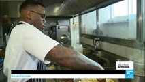 Semaine africaine de l'UNESCO : dans les cuisines du le chef étoilé franco-ivoirien Loïc Dablé