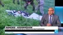 """""""Les puissances internationales doivent imposer le cessez-le-feu à l'Arménie"""""""