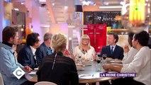 """Fou rire incontrôlable de Nicolas Sarkozy dans """"C à vous"""" : Christine Bravo dit tout !"""