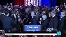 Primaires américaines - Carton plein pour Donald Trump, large victoire pour Hillary Clinton