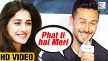 Tiger Shroff REVEALS His Valentine's Day Plans With Disha Patani