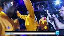NBA : Kobe Bryant met fin à sa carrière dans des adieux dignes d'Hollywood... En scorant 60 points !