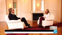 """""""Je suis inquiet pour la liberté d'expression en Turquie"""" : Orhan Pamuk, prix Nobel de littérature"""
