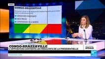 Congo-Brazzaville : l'opposition conteste les résultats de la présidentielle