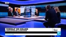 """Jungle"" de Calais : l'évacuation de la discorde (partie 1)"
