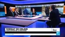 """Jungle"" de Calais : l'évacuation de la discorde (partie 2)"