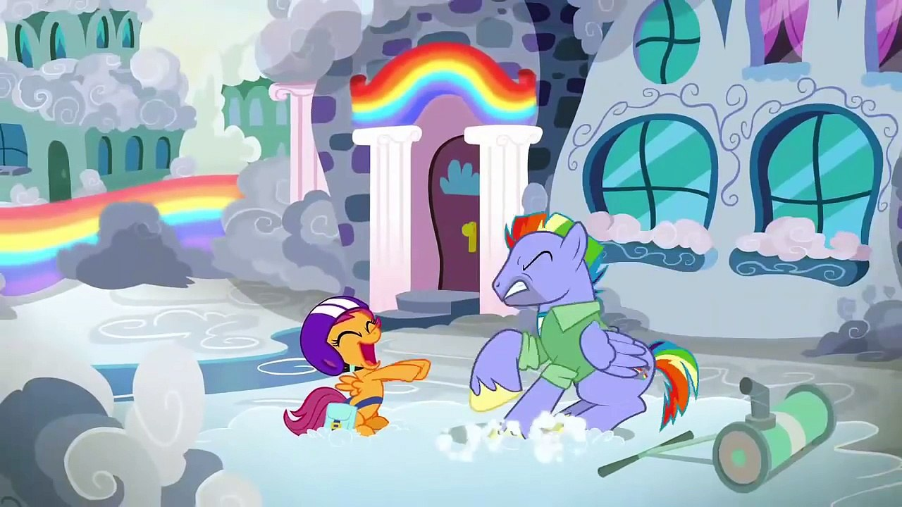 Scootaloo Meets Rainbow Dash S Parents Parental Glideance Mlp Fim Hd Video Dailymotion I googled rainbow dash and scootaloo. scootaloo meets rainbow dash s parents parental glideance mlp fim hd