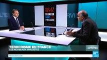 """Gilles Kepel : les attentats de Paris ont été """"écrits"""" en 2005"""