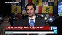 """Régionales 2015 : """"Marine Le Pen largement en tête en Nord-Pas-de-Calais-Picardie"""""""