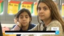 Réfugiés : l'éducation des enfants, un défi pour l'Allemagne