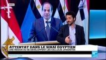 Egypte : le groupe EI revendique l'attentat d'al-Arich et à nouveau le crash de l'avion russe