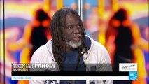 """Tiken Jah Fakoly : """"J'ai voulu montrer que la source du reggae est en Afrique"""""""