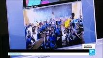 GHANA - Comment pallier le manque de professeurs? L'éducation virtuelle avec des cours via satellite