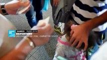Reporters - Les chemins de l'exil : carnet de route