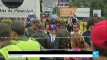 Tensions Venezuela – Colombie : Frontière fermée, Caracas expulse près de 1000 Colombiens
