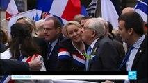 Régionales en PACA : Jean-Marie Le Pen renonce, Marion Maréchal Le Pen se lance - FN