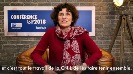 ITW Valérie Peugeot, Commissaire à la CNIL