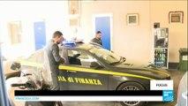 ITALIE – La contrefaçon de billets d'euros, une spécialité de la mafia napolitaine