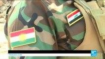 IRAK - Soldats kurdes et arabes sunnites s'unissent contre Daesh malgré les différences