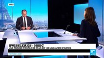 """""""SwissLeaks"""" : révélations sur un système international de fraude - HSBC"""