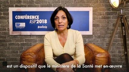 ITW Giovanna Marsico, Déléguée au Service public d'information Santé au Ministère des solidarités et de la Santé