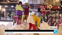 """""""Arab Vines"""", l'humour arabe en 6 secondes et les clowns à la rescousse des migrants"""