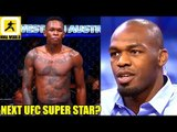 This Undefeated Fíghter who looks like Jon Jones maybe the next UFC Super Star,Woodley,,Octagon