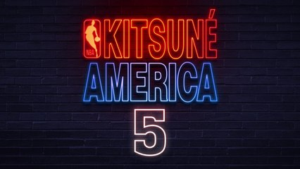 HMU - Numbers | Kitsuné America 5: The NBA Edition
