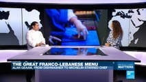 Middle East Matters: Alain Geaam, from dishwasher to Michelin-starred chef