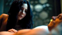 Altered Carbon on Netflix - Love is a Strange Dark Magic