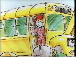 Reading Rainbow S08 1. - The Magic School Bus Inside The Earth