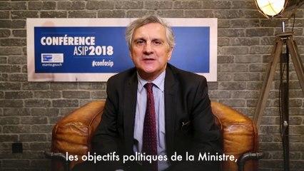 ITW Philippe Cirre, Délégué adjoint à la DSIS au Ministère des Solidarités et de la Santé