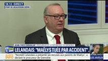 "Nordahl Lelandais assure qu'il ""s'expliquera ultérieurement"" les circonstances de la mort de Maëlys"