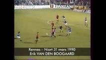 31/03/90 : Erik Van den Boogaard (81') : Rennes - Niort (2-0)