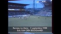 03/09/88 : Erik Van den Boogaard : Rennes - Le Mans (6-0)