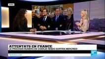 """Zineb el Rhazoui, journaliste de Charlie Hebdo : """"on continuera à faire le journal tel qu'il était"""""""