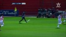1-3 Amine Atouchi Goal Morocco  Botola 1 - 14.02.2018 FUS Rabat 1-3 Wydad Casablanca