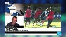 L'ancien défenseur des Bleus Éric Abidal met fin à sa carrière - FOOTBALL
