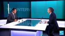 """EXCLUSIF - Bernard-Henri Lévy réagit à sa visite """"mouvementée"""" en Tunisie"""