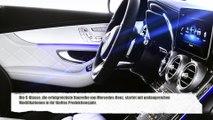 Weltpremiere der neuen Mercedes-Benz C-Klasse Limousine und des T-Modells