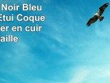 Emartbuy Pack De 3  Noir  Rouge  Noir  Bleu  Noir  Vert Étui Coque Case Cover en