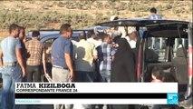 Troupes d'Assad VS jihadistes de l'EI : quelle solution pour les réfugiés syriens ?
