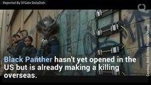 'Black Panther' Dominated Korean Box Office