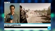Offensive djihadiste en Irak : Reprise des villes de Makhmour et de Gwer par les Kurdes