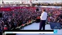 Présidentielles en Turquie : Erdoğan vise une victoire au premier tour