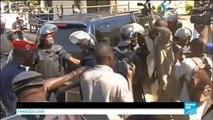 """Karim Wade, le fils de l'ex-président Abdoulaye Wade, jugé à Dakar pour """"enrichissement illicite"""""""