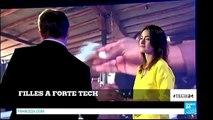#Tech24 : Filles à forte tech - Invitée Natacha Quester-Séméon, co-fondatrice de Girl Power 3