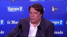 Bernard Tapie opéré : son fils donne de ses nouvelles